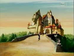 The professor castle