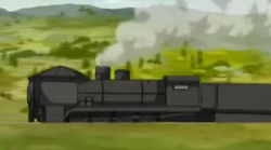 Southern Romenia Train