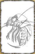 Strix (Pencil Sketch)