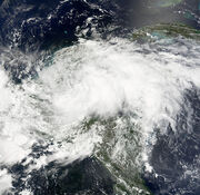 Tropical Storm Arthur 2008