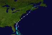 2014 Atlantic hurricane season summary