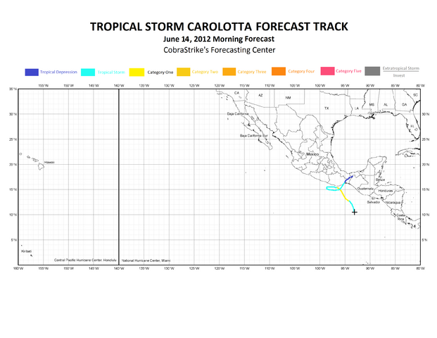 File:Tropical Storm Carlotta Forecast Jun 14 2012 Morning.png