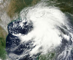 Tropical Storm Lee September 2 2011