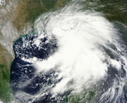 Tropical Storm Lee September 2 2011