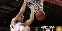 Men's Basketball Team Runs By Rutgers