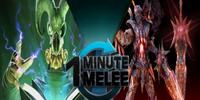 ONE MINUTE MELEE:Merasmus vs Nightmare