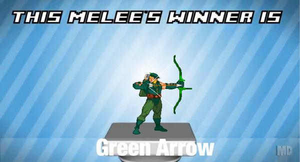 OMM Green Arrow wind