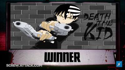 WinnerDeathTheKid