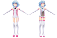 Hyperdimension neptunia v white sister rom by xxnekochanofdoomxx-d5oouth