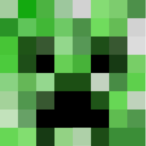 File:Creeper-the-minecraft-creeper-32729200-1200-1200.png