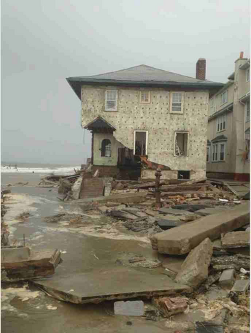 File:Damage from Hurricane Sandy to house in Brooklyn, NY.png