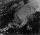Hurricane Emily (1987) near Bermuda