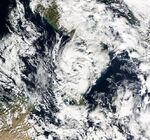 Mediterranean tropical cyclone January 28 2010.jpg