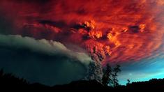 Campi Flegrei super-eruption