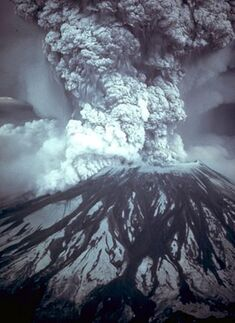 Mount St Helens 1980