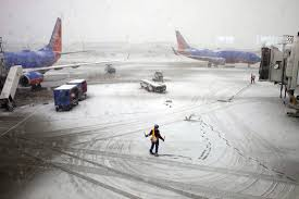 File:Snow Covered Airport.jpg