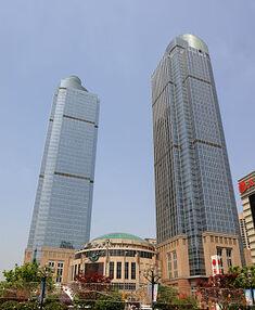 Golersta Towers