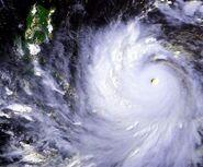 Typhoon Koryn 24 jun 1993 0744Z