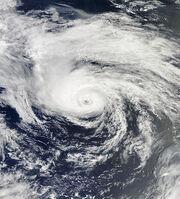 Hurricane Chris Jun 21 2012 1330Z