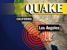 LA quake