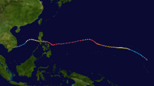 Super Typhoon Krovanh 2015