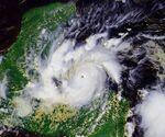 Hurricane Iris 08 oct 2001 1922Z