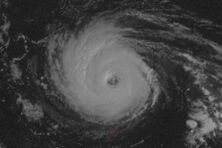 Hurricane Erin (2001) - VIS