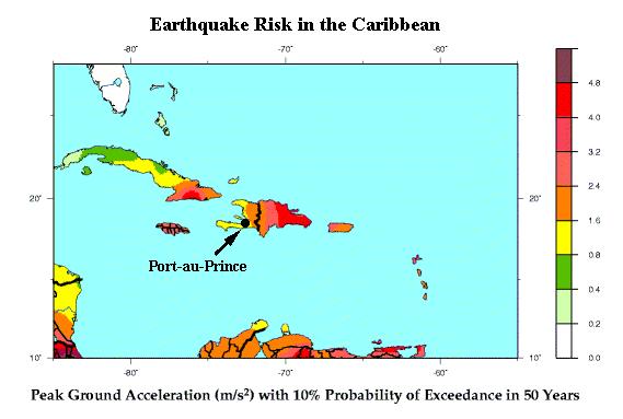 File:Caribbean Sea earthquake risk.png