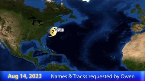 Hypothetical Hurricane Season 67 - 2023