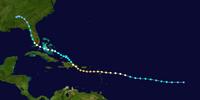 Hurricane Clare (2020)