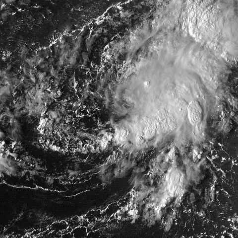 File:Tropical Depression Twelve 05 oct 1999 2015Z.jpg