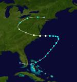Hurricane Philippe Track (2017 - Money Hurricane).png