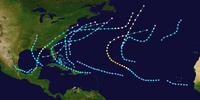 2022 Atlantic Hurricane Season (Garfield)