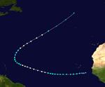 Hurricane Gert Track (2017 - Money Hurricane).png