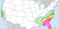2029 Southeastern Tornado Outbreak