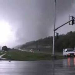 One of the Strongest Tornadoes to hit El Cajon, CA (An EF4)