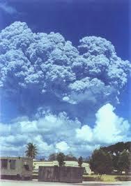 Pinatubo Blast