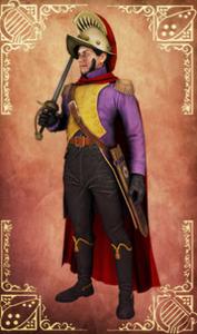 Labranna captain