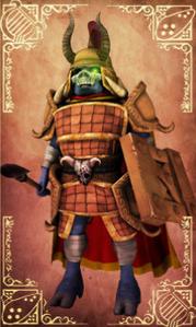 Moblin captain redesign