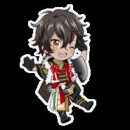 (New Year 2017 Scout) Akira Mitsurugi SD Jump