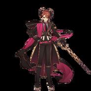 (2nd Anniversary Scout) Ban Jumonji GR Fullbody