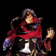 (Warlock Scout) Issei Todoroki GR Transparent