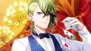 (Unmei no Kiss shot) Takamichi Sanzenin GR 4