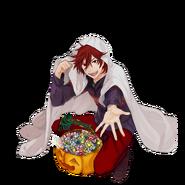(Halloween 2016 Scout) Torahiko Kusakabe LE Transparent