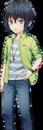(Conte de fées) Ren Kashiwagi N Transparent