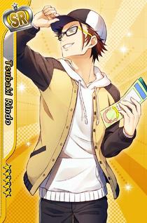 (Amusement Park Scout) Tsubaki Rindo SR