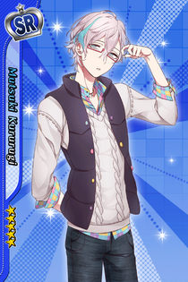 (Second Batch) Mutsuki Kururugi SR
