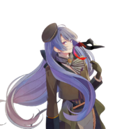 (Grandmaster Scout) Runa Kagurazaka GR Transparent
