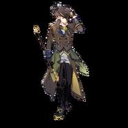 (Grandmaster Scout) Tsubaki Rindo Fullbody