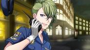 (Phantom Thief vs Police Scout) Takamichi Sanzenin UR 3